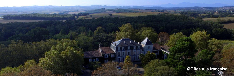 Château dans l'Aude à vendre