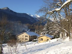 169_The Gite and Cottage in Winter